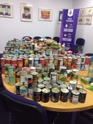 Dress Down Day Foodbank Donations Icon