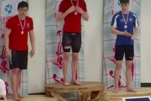 East District Swimming Championships Icon